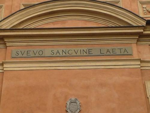 Ingresso al Castello di Rivalta