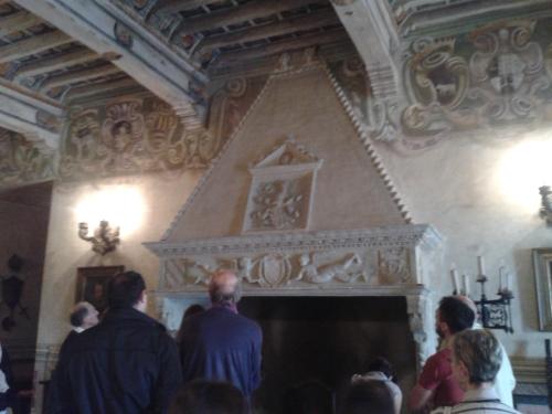 Sala da Ballo Castello di Rivalta